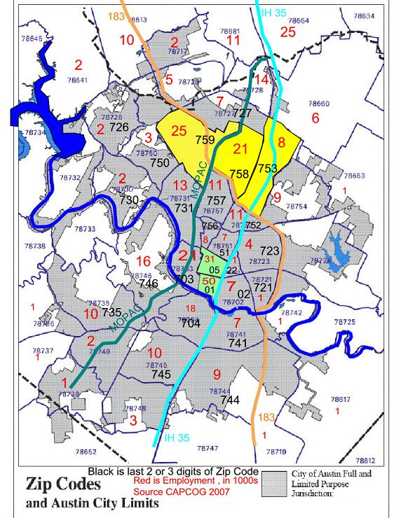 21 simple Map Of Austin Zip Codes – bnhspine.com